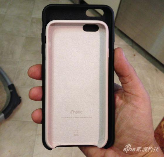 iPhone 6及6 Plus保护套尺寸对比