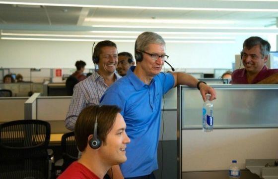 揭秘苹果测试实验室:仍用Windows XP
