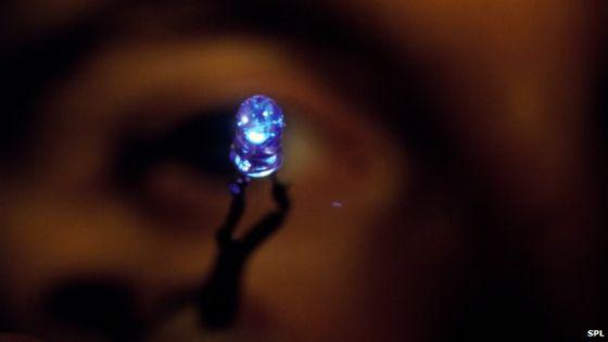 2014诺贝尔物理学奖:蓝光LED照亮世界