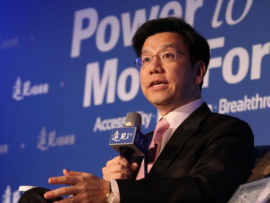 创新工场董事长兼首席执行官李开复(图片来源:《远见》杂志)