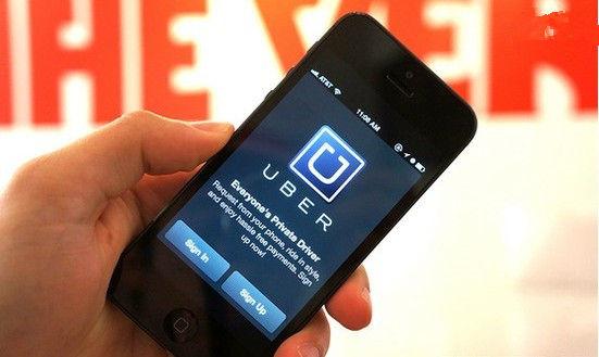 传打车服务Uber拟筹资10亿美元 估值170亿