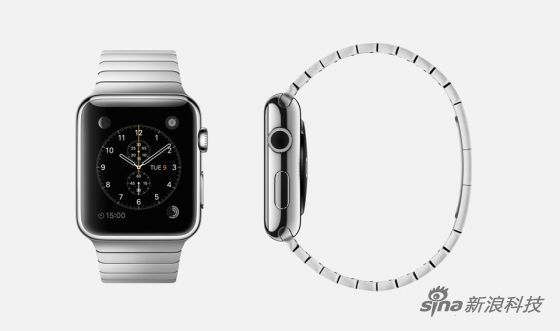 苹果的智能手表产品