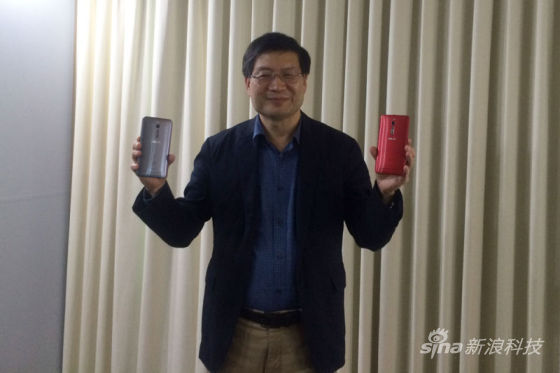 华硕CEO沈振来