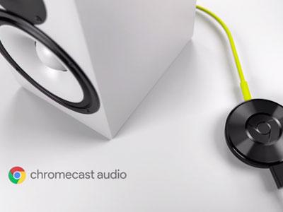 �ȸ跢��Chromecast Audio��ý������ƽ̨