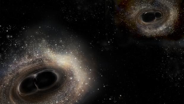 再次探测到引力波意义何在?来自爱因斯坦的圣诞礼物
