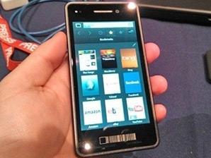 Rim发布黑莓最新操作系统BlackBerry10