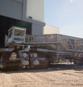 NASA升级大推力火箭运输工具