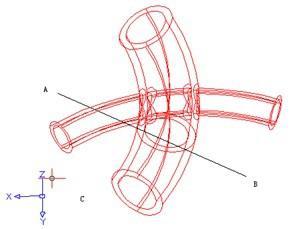 CAD技巧:二维转三维_商用cads表示截断线的图片