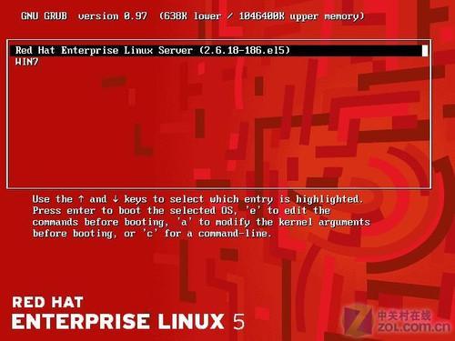 新手如何在物理机上部署红帽linux系统