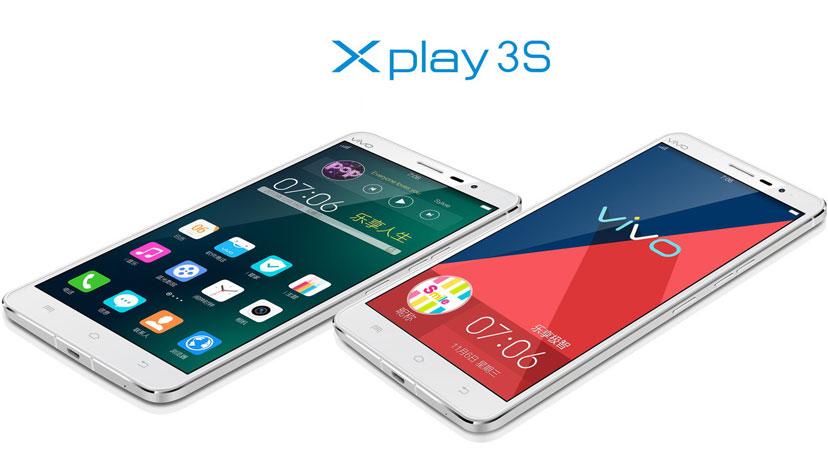 星期一:vivo Xplay3S售3498元
