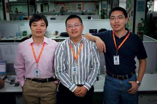 科技时代_创业家杂志:UCWEB天使第一步