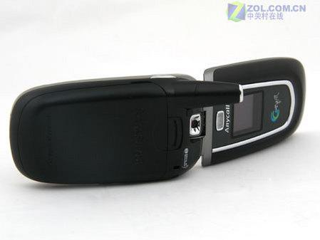 百万像素双模新品三星W379手机详细评测