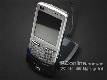 成熟稳重惠普内置GPS智能手机HW6515评测