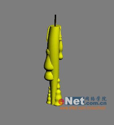 使用移 动工具调整好圆柱体的位置,如图06所示.