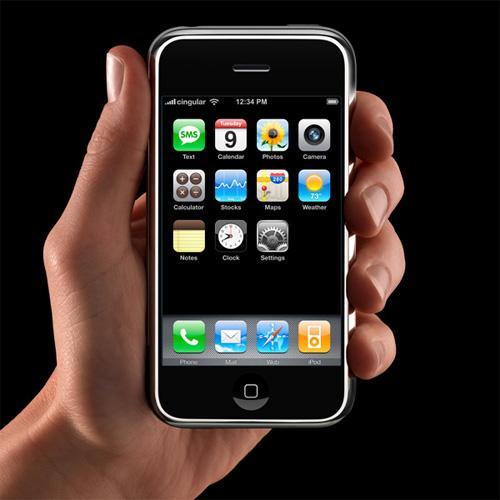 苹果iPhone确认采用XScale处理器(图)