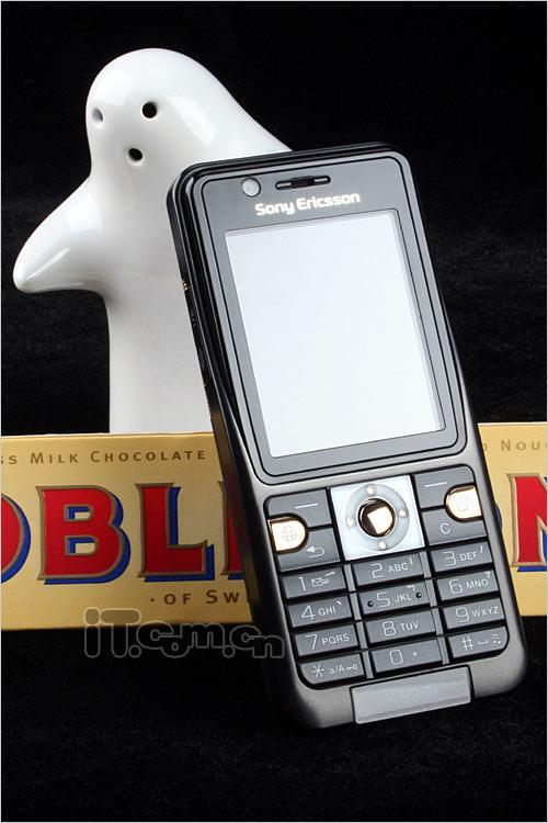 物美价廉索爱轻薄3G直板机K530i评测(9)