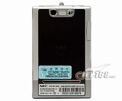 超薄卡片机身NEC商务手机N930仅1008