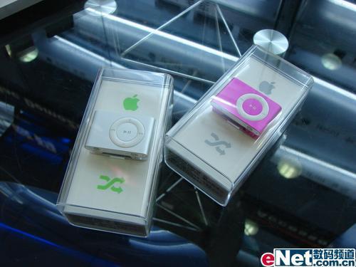 极致完美 iPodshuffle2今日小降