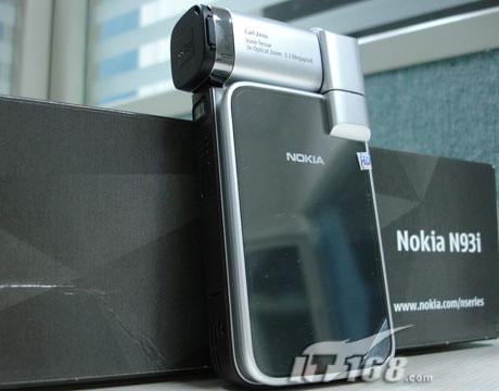 超强DV手机诺基亚拍照机N93i跌价400