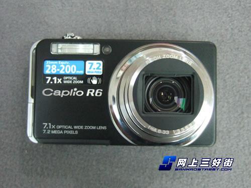 长焦广角防抖超微距理光R6仅售2150元
