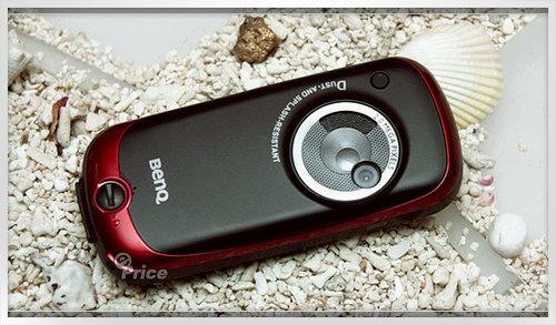 防水防尘明西小巧3G运动手机M7试用