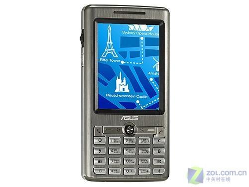 内置追星快手华硕发布GPS智能机P527