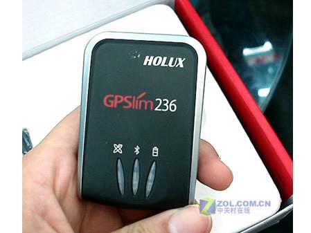 模块导航很简单 HOLUX 236GPS模块热销