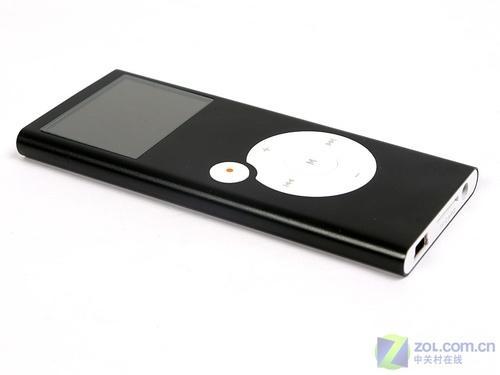 最多只有4个硬币厚超薄MP3集中选购(2)