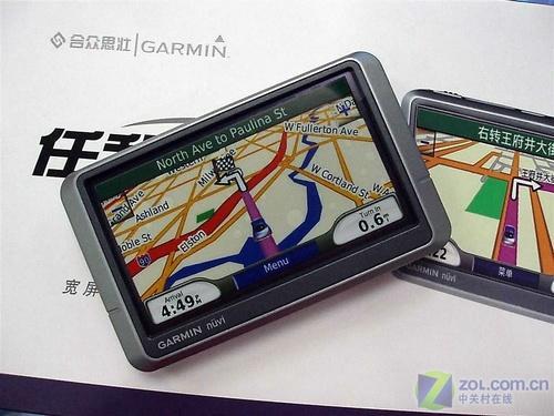 华山论剑的精彩大品牌热卖车载GPS导购(2)