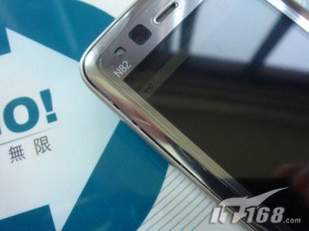售价4980元诺基亚N82港行版周末发售