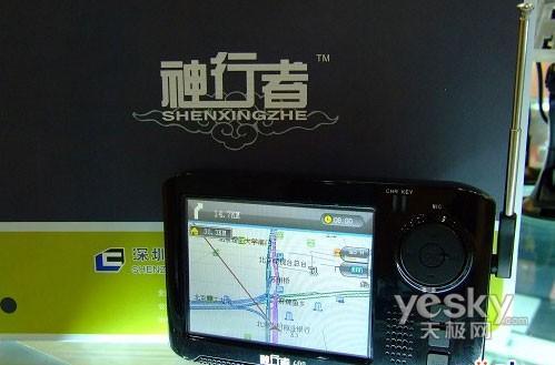 一路伴你行四款出游必备实惠GPS导购