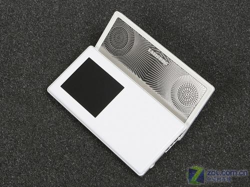 滑盖立体声扬声器三星YP-S5新品评测