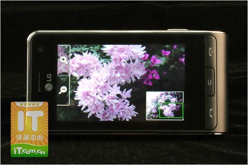 艺术铭品再升级LG专业拍照机KU990评测
