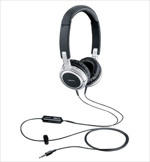 尽享音乐风诺基亚发布两款立体声耳机
