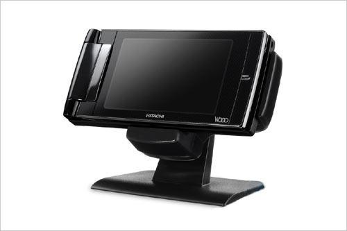 移动影院新革命日立电视手机W53H发售