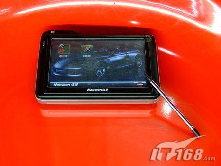 [杭州]4.3寸娱乐GPS纽曼S430卖2950元