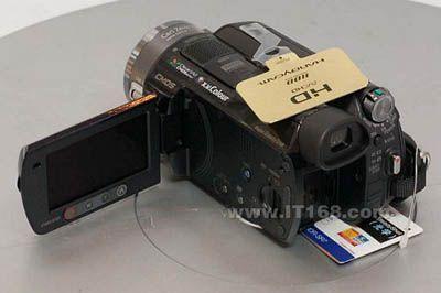 高清硬盘DV索尼SR7E一口气狂降千元