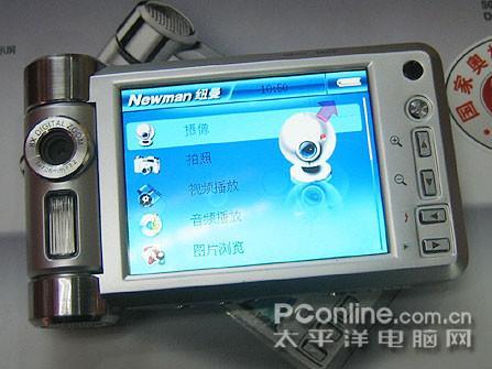 全能MP4顶翻DC纽曼L1200送2G卡仅999元