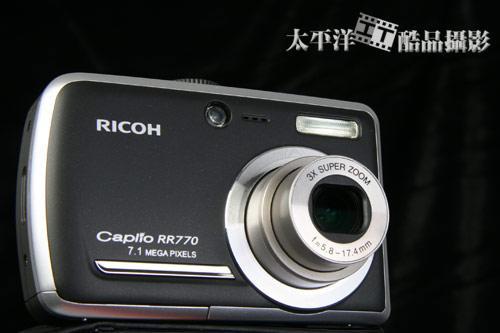迷倒MARIO千元级3寸屏DC理光RR770图赏
