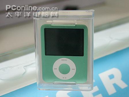 最酷的MP3苹果NANO三代8G现仅售1758元