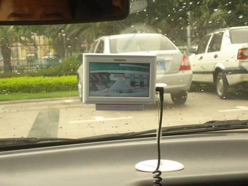 可后视倒车万利达PG-4303宽屏GPS评测