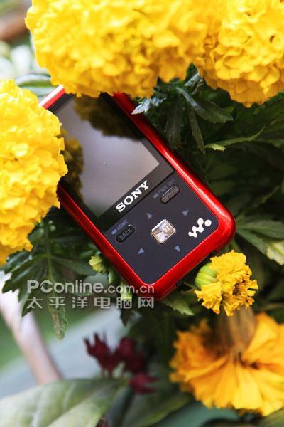 直接传输音乐索尼S610新品视频MP3图赏
