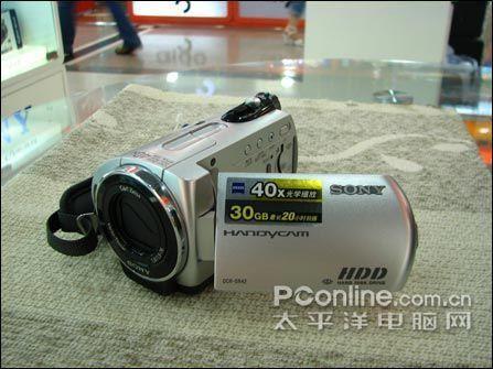 畅销家用硬盘DV索尼SR42E创新低3680元