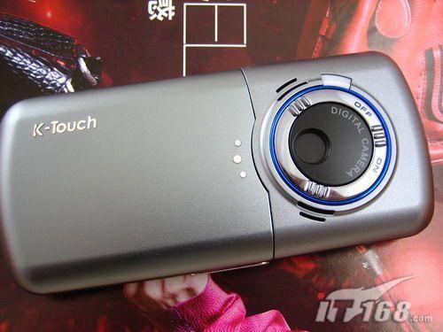 全新视觉感受天语宽屏娱乐强机E60评测(3)
