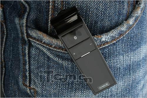 衣领新风OMIZ立体声蓝牙耳机5110试用