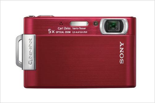 时尚汇聚的选择轻便卡片数码相机推荐(3)