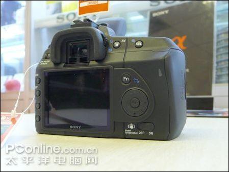 双镜头套机仅5999元索尼α200震撼上市