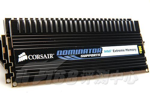 风冷狂飚2000MHz海盗船DDR3内存超频测试