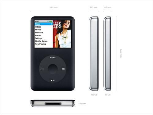 海纳百川iPod等极品硬盘式播放器点评