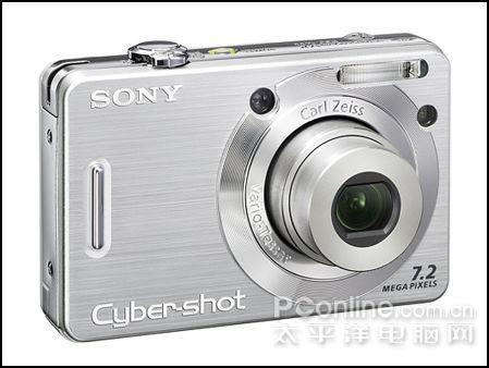 完美性价比索尼S700卡片相机仅960元